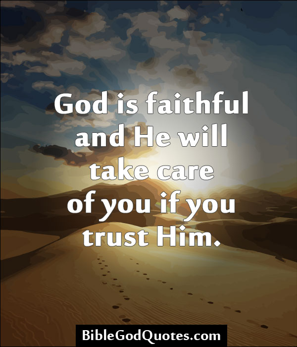 Image result for God's Care for Us