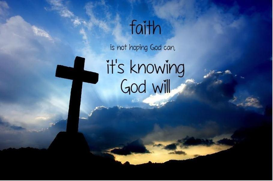 Quotes About Knowing Gods Will 29 Quotes