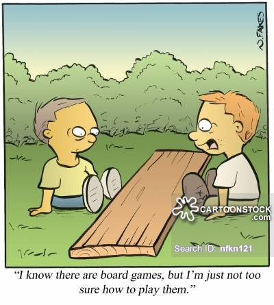 Quotes about playing board games