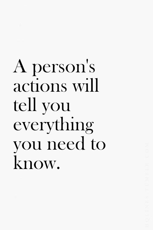 Quotes About Action And Words 118 Quotes