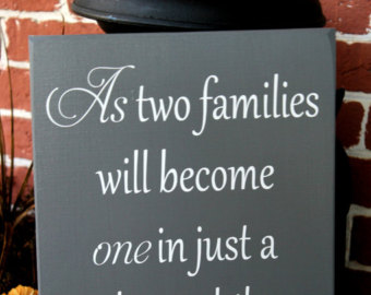quotes about joining two families quotes