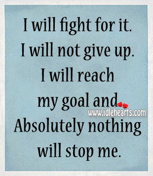 quotes about reaching goals quotes