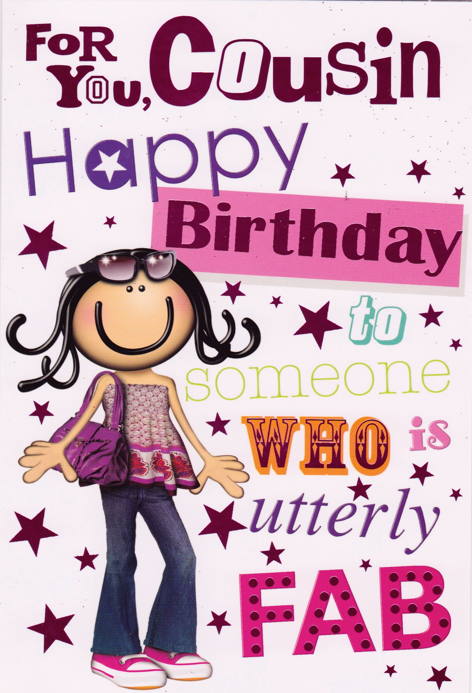 Quotes about birthday of cousin 23 quotes kristyandbryce Image collections