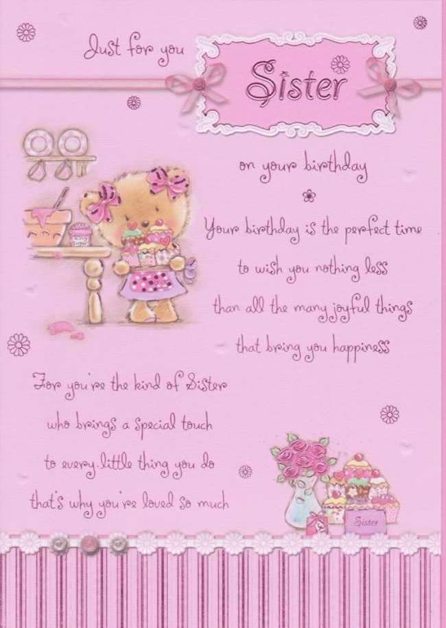 Sensational Quotes About Sister Birthday 14 Quotes Funny Birthday Cards Online Fluifree Goldxyz