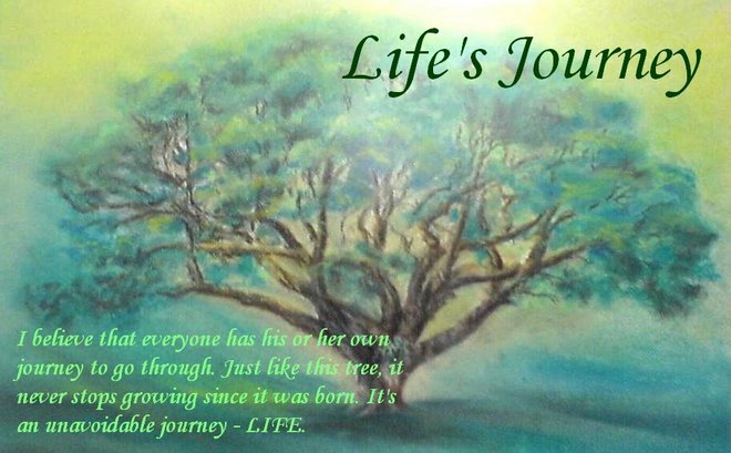 Quotes about Journey Through Life (43 quotes)
