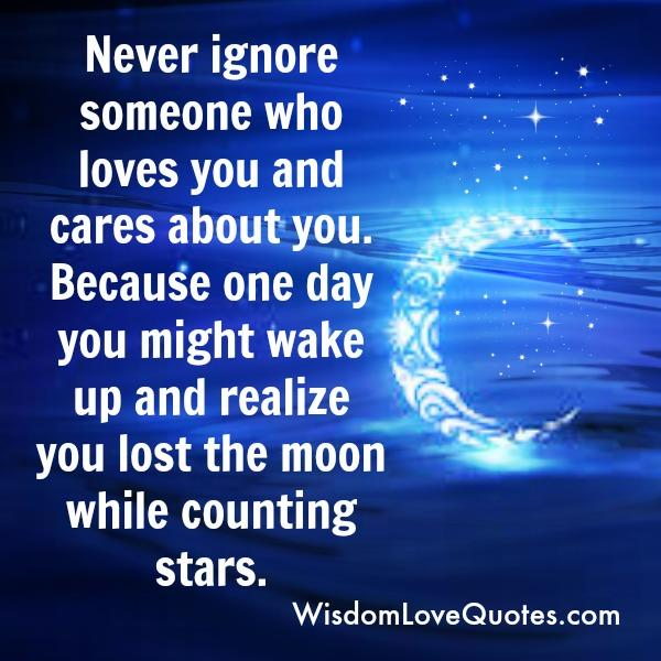 Quotes about Someone ignore you (48 quotes)