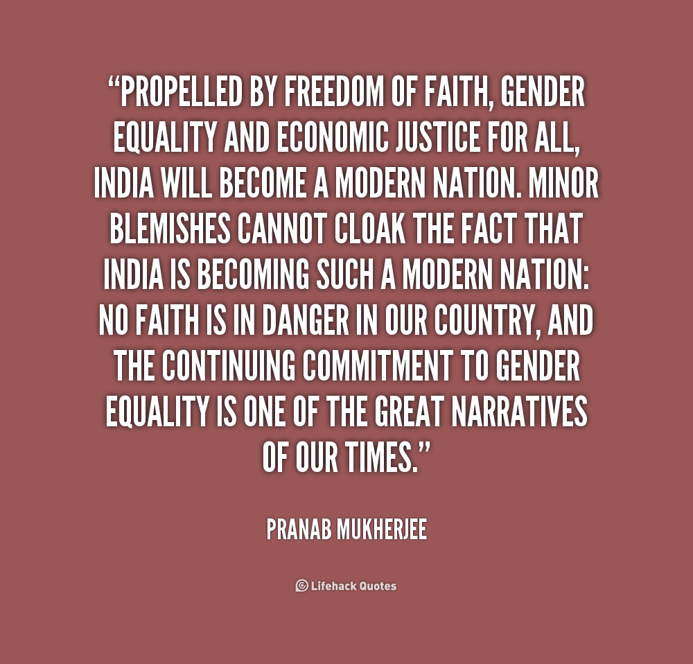 Gender Equality Quotes Quotes About Gender Equity 23 Quotes