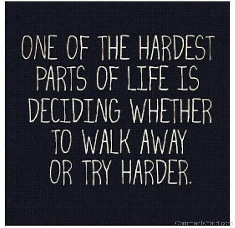 Quotes about Life hard (564 quotes)