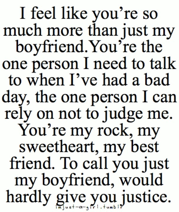 Quotes about Boyfriend happy (38 quotes)
