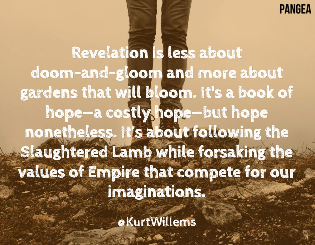 Quotes about Book Of Revelation (61 quotes)