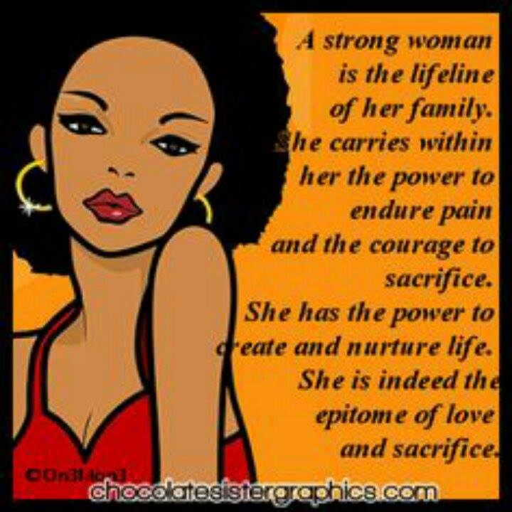 Quotes About African Women 52 Quotes