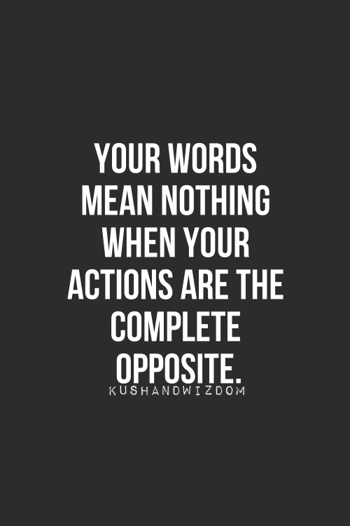 Quotes about Mean Words (122 quotes)