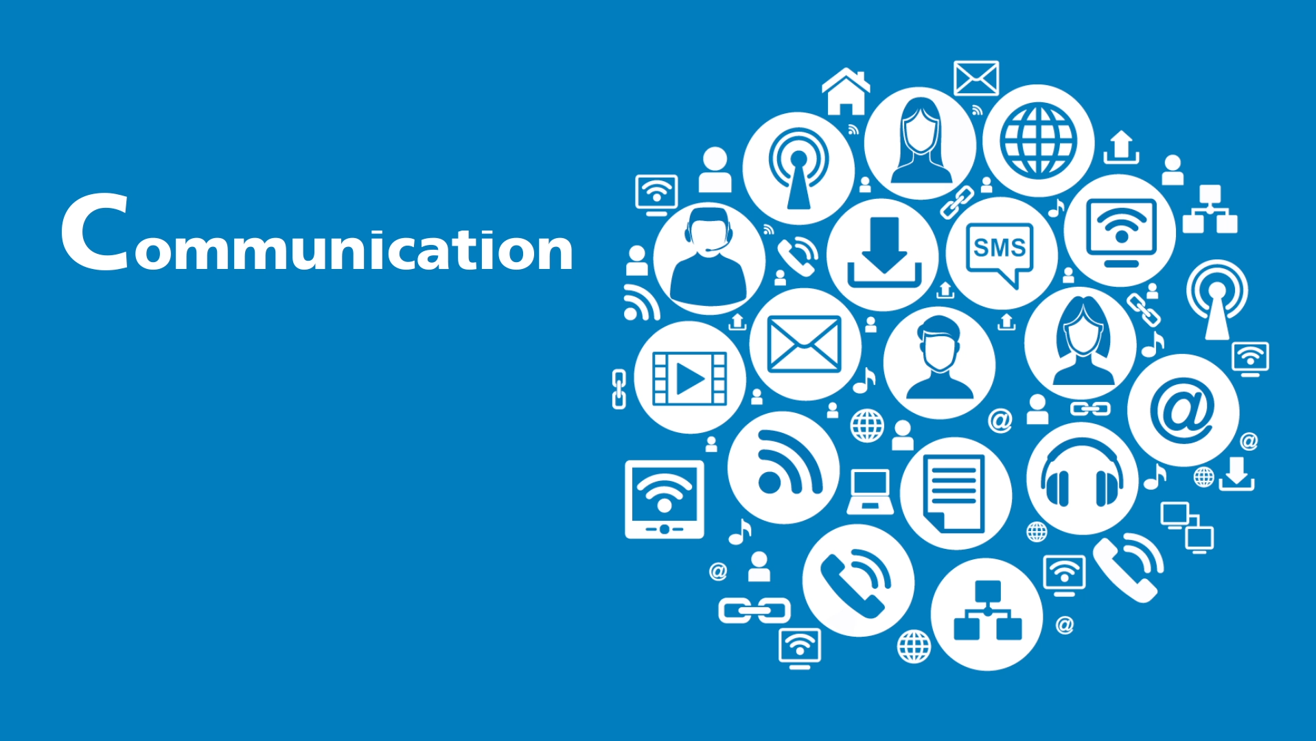 This is the image for the news article titled Communication