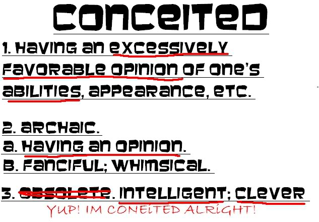 Quotes About Conceit 196 Quotes