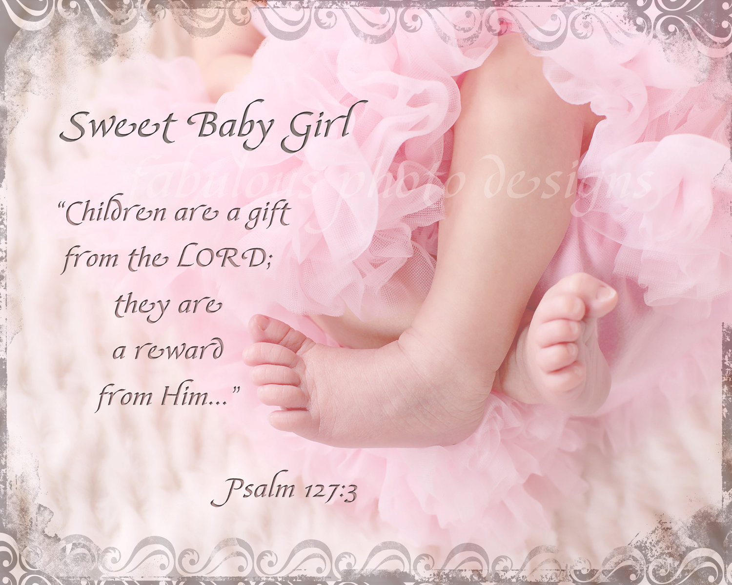 Quotes About Newborn Girl 11 Quotes