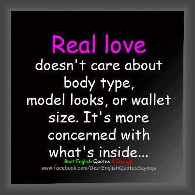 A real love