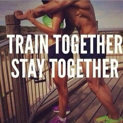 Quotes About Fitness Couples 23 Quotes