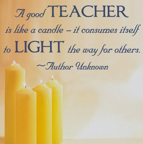 quotes about teacher appreciation quotes
