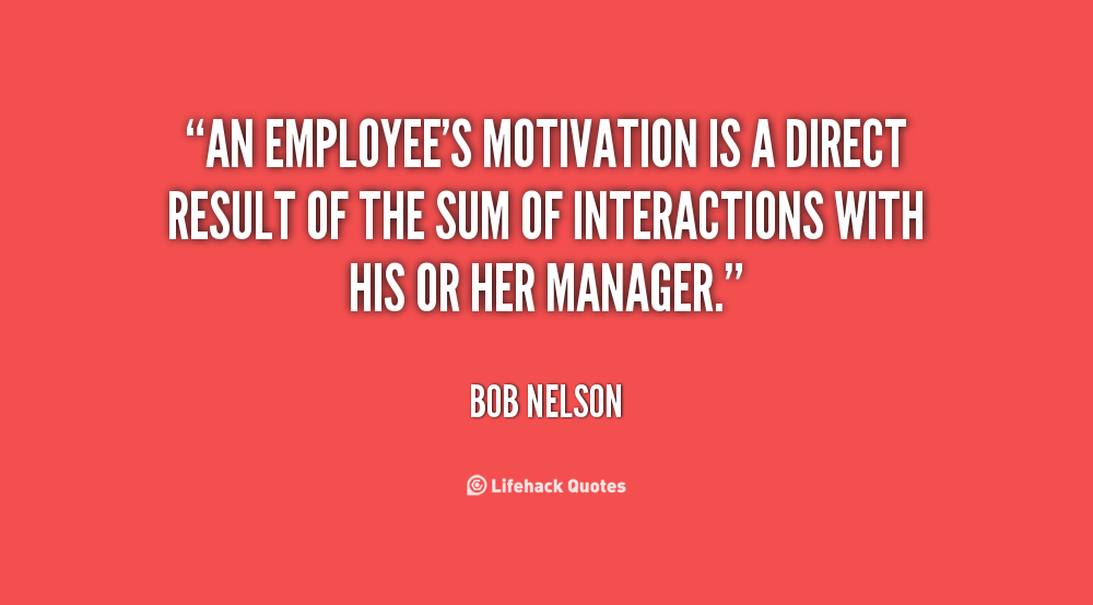 an analysis of employee motivation in modern management Motivation of employees is a very significant role of the human resource manager the aim of the manager will be to initially maintain the to successfully motivate employees, management will need to clearly establish the essential needs of the employees and understand how best to meet and.