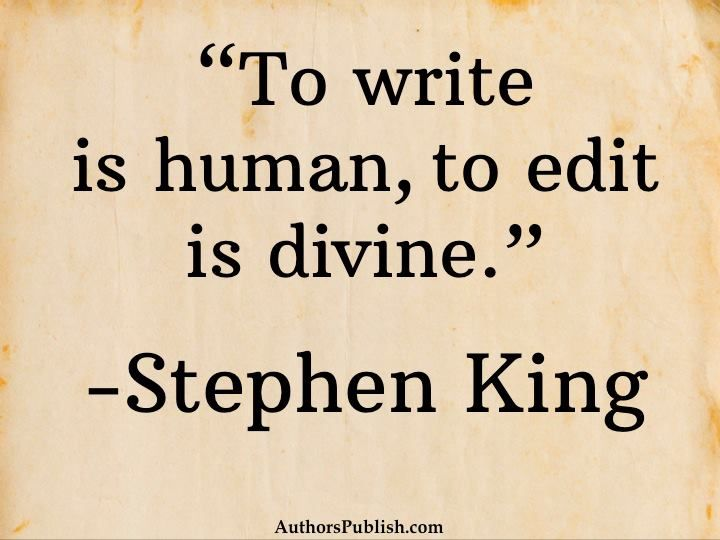 quotes about editors quotes