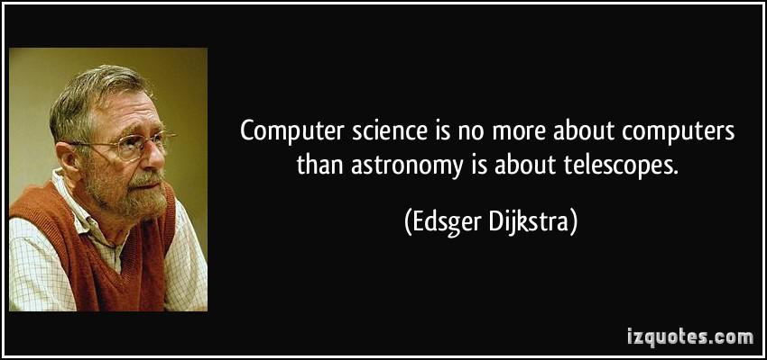 Computer Science Quotes Quotesgram