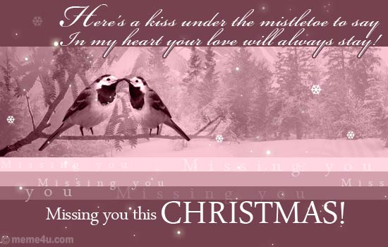 Quotes about Christmas missing someone (21 quotes)