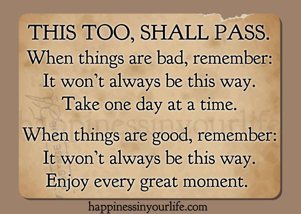 Quotes About Pass 543 Quotes
