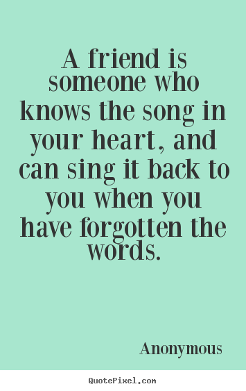 Quotes About Song In Your Heart 63 Quotes