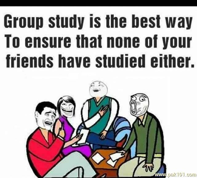 Quotes About Study Group 48 Quotes