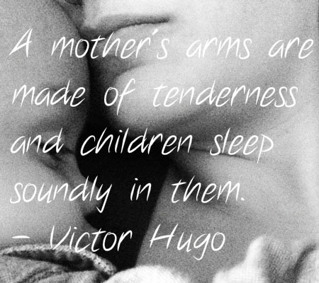 Quotes about Baby and mommy (28 quotes)