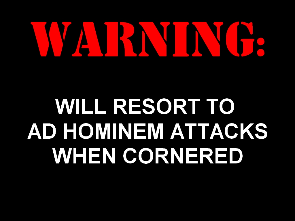 Quotes About Ad Hominem Attacks 22 Quotes