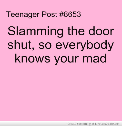 sc 1 st  Quote Master & Quotes about Slamming Doors (27 quotes)