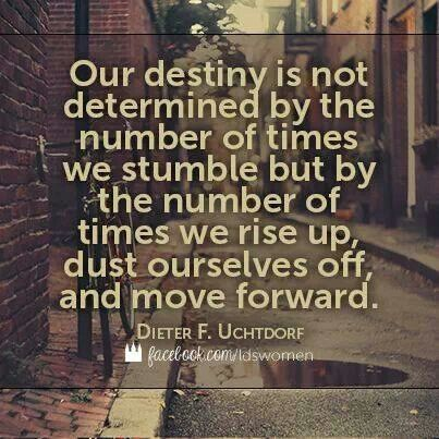 Quotes About Dust Yourself Off 34 Quotes