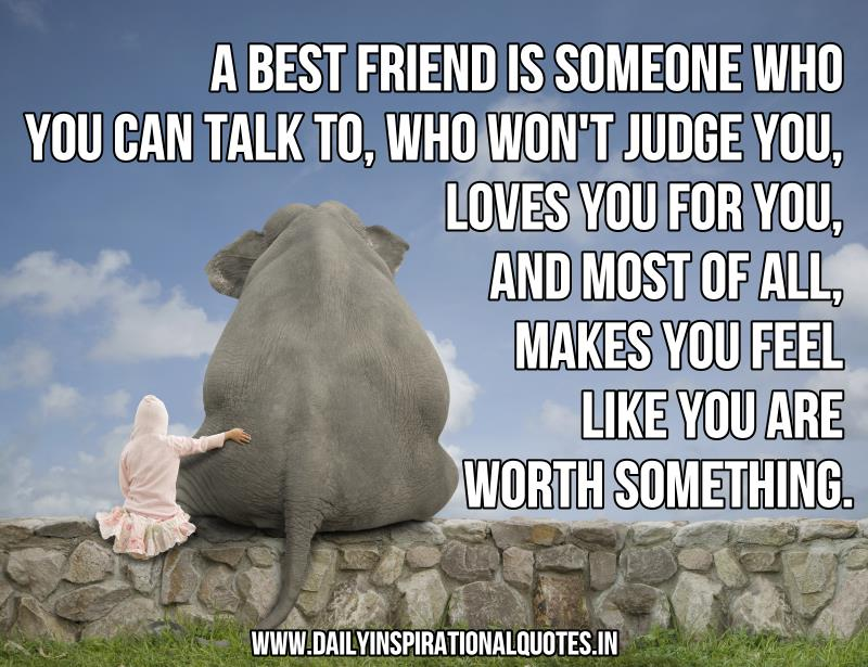 quotes about an inspirational friend quotes