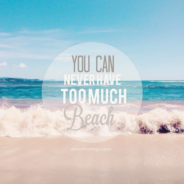 Quotes About Beach Trips 23