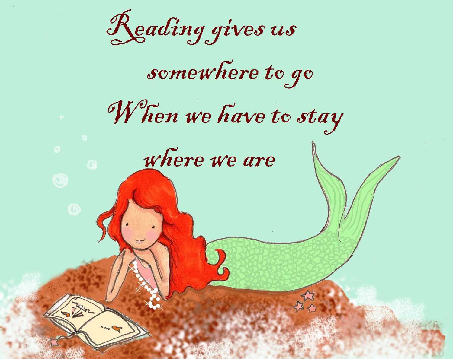 Quotes about Reading children's books (46 quotes)