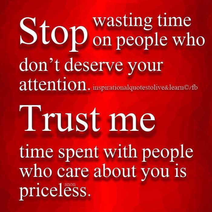 Quotes About Wasting Time 197 Quotes