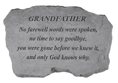 Quotes about Grandfather (421 quotes)