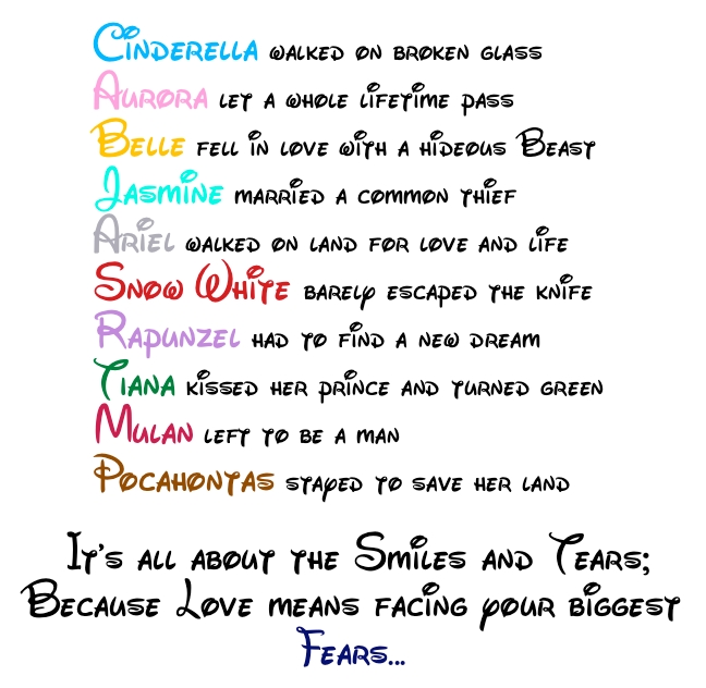 Quotes about Disney Character (31 quotes)