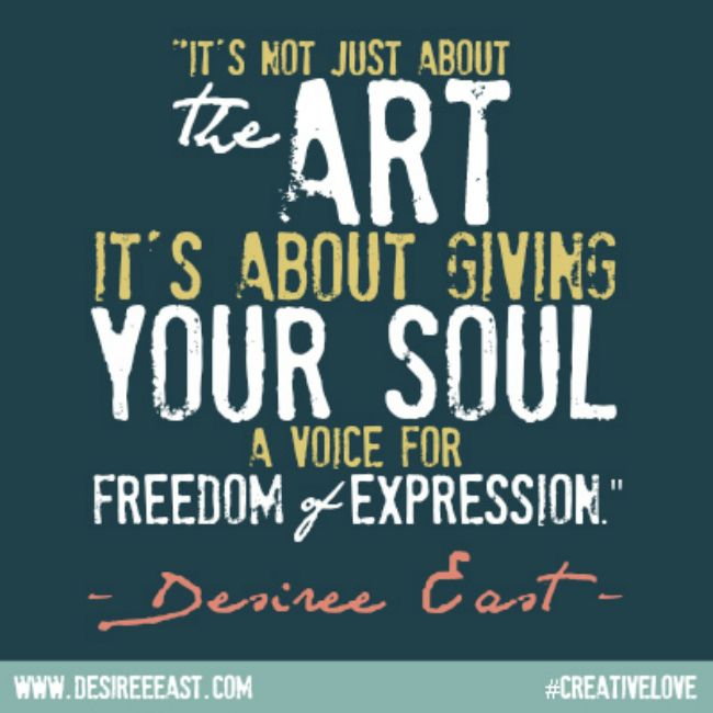 Expression of Soul