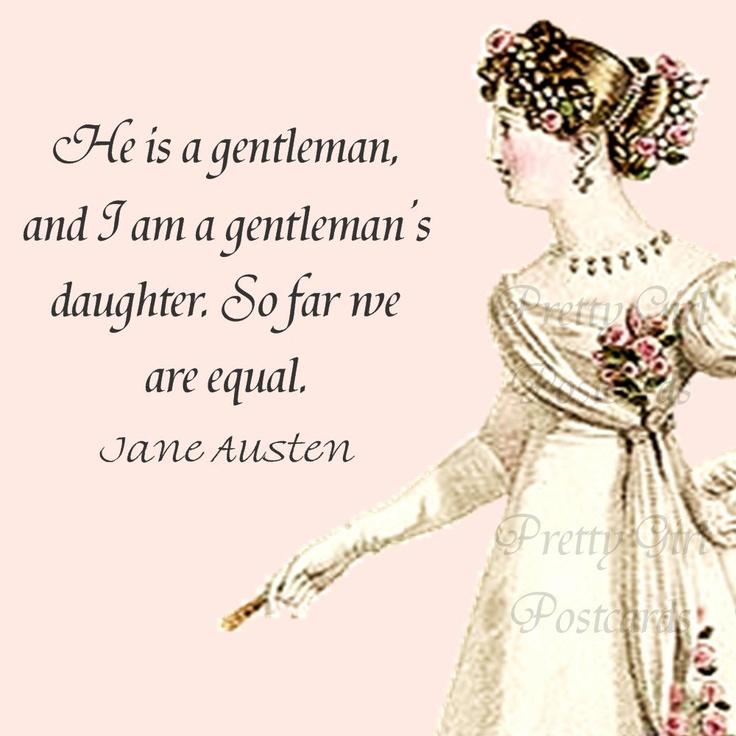 the feminist views in jane austens pride and prejudice