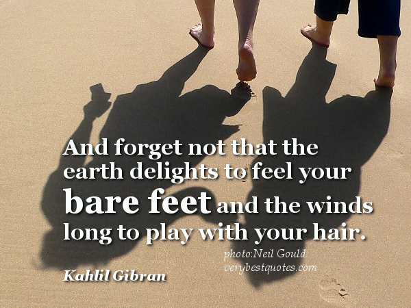 Quotes About Bare Feet 49 Quotes