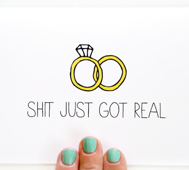 Quotes about Just getting engaged (17 quotes)