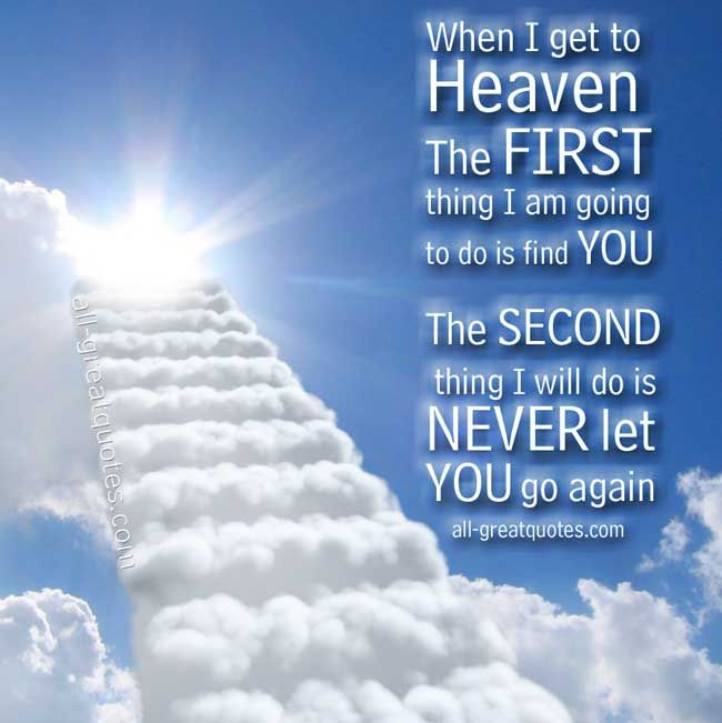 Quotes about Going home to heaven (13 quotes)