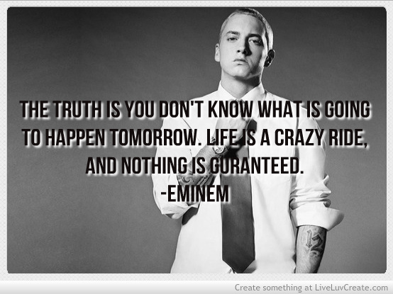 Quotes About Life Is Crazy (132 Quotes