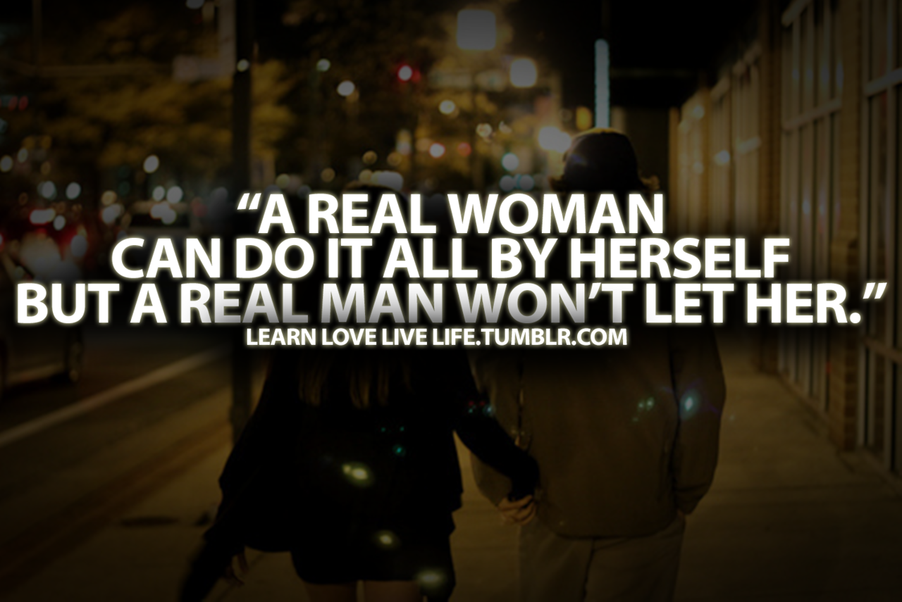 Quotes about Real Men (9 quotes)