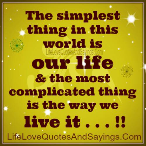 Quotes About Complicated Love 98 Quotes