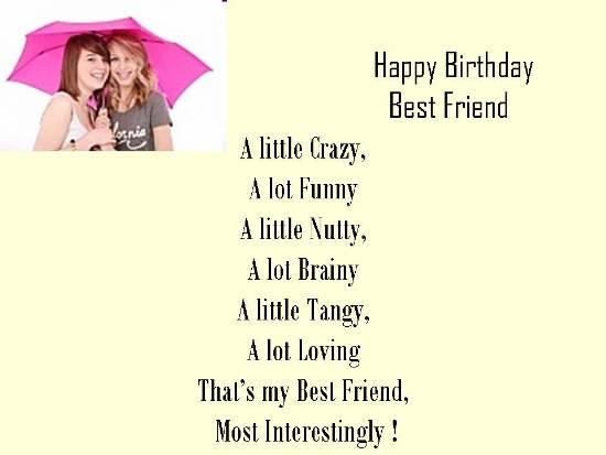Quotes About Birthday Of A Friend 59