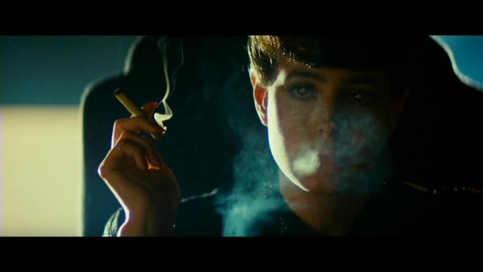 the love for the replicants in the movie blade runner by ridley scott