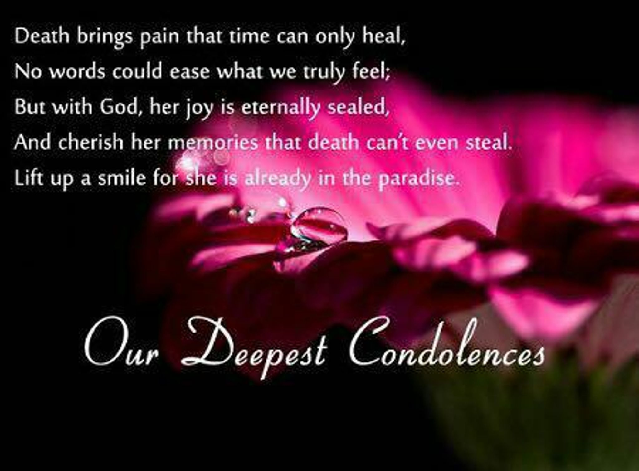 Quotes About Deep Sympathy 30 Quotes